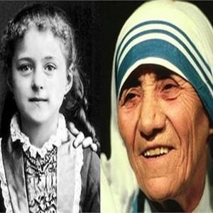 مادر ترزا؛ از خانواده ای فوق العاده ثروتمند تا زندگی در کنار فقرا !