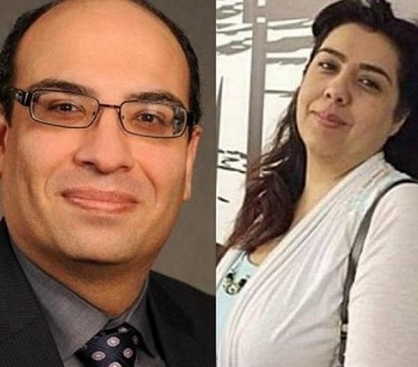 زندگی مرجان شیخ الاسلامی آل آقا و همسرش ؛ زن هزار چهره