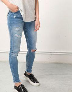 اصول پوشیدن شلوار جین