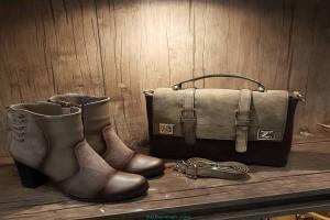 برق انداختن کفش و کیف