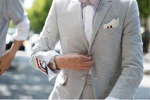 آقایان: به تناسب اندامتان لباس بپوشید