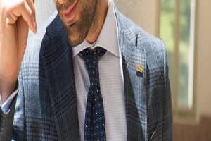 شش نکته برای ست کراوات و پیراهن مردانه