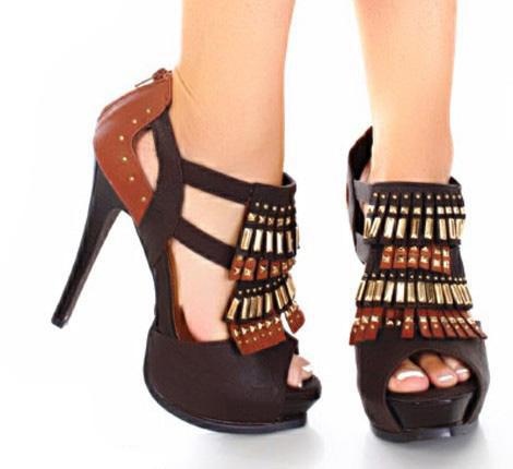 انتخاب کفش پاشنه دار