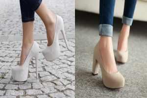 چطور یک کفش پاشنهدار را انتخاب کنیم؟