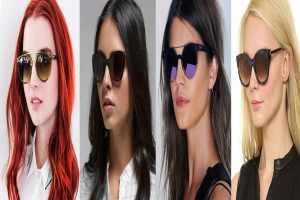 معیار مناسب برای انتخاب عینک های آفتابی خوب