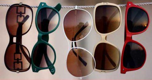 معیار انتخاب عینک های آفتابی