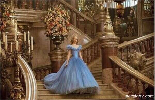 لباس عروس سیندرلا