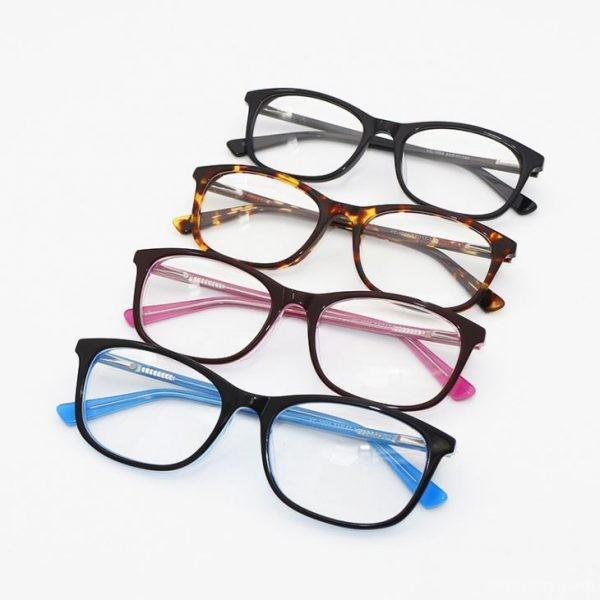 انتخاب عینک مناسب با چهره