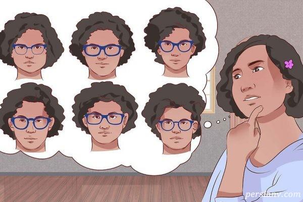 چگونه عینک مناسب چهره خود را انتخاب کنیم