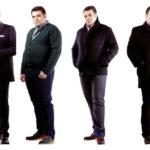 ده نکته طلایی خرید لباس برای مردان چاق و درشت هیکل