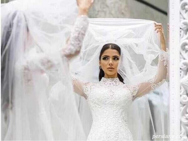 چگونه شب عروسی زیبا شویم