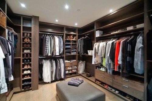 ساماندهی کمد لباس