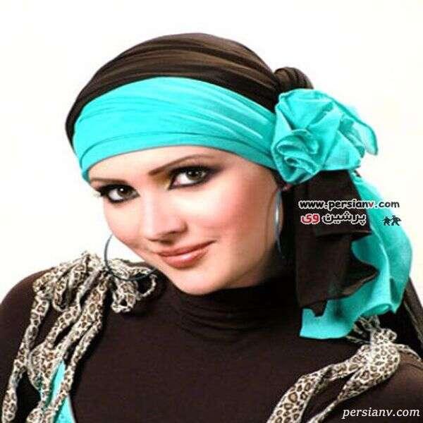 طرح های شال و روسری