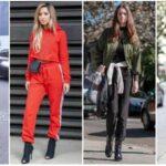 راهنمای لباس پوشیدن و رفع عیوب بدن برای خانمهای لاغر و قد بلند