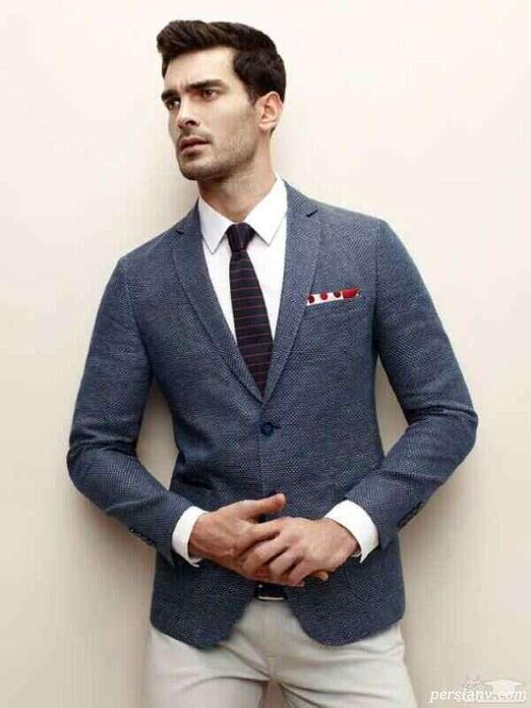 لباس مناسب مردان لاغر اندام