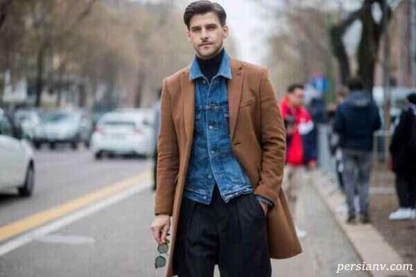 مردان لاغر اندام چگونه لباس بپوشید