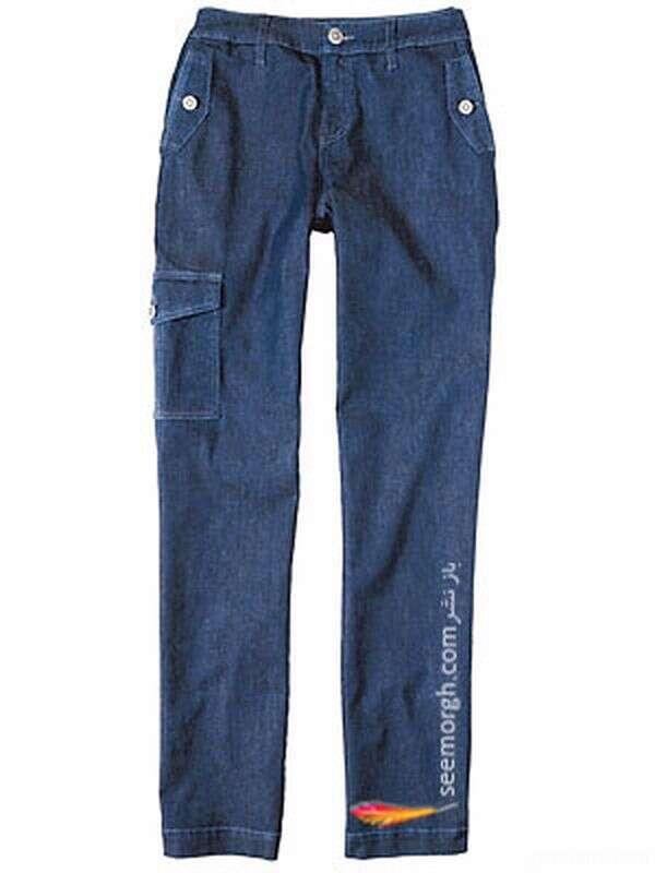 شلوار جین کار