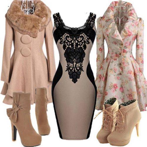 ست لباس پاییزی