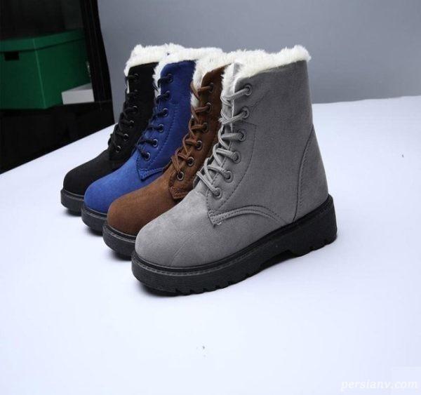 نکته خرید و نگهداری کفش زمستانی