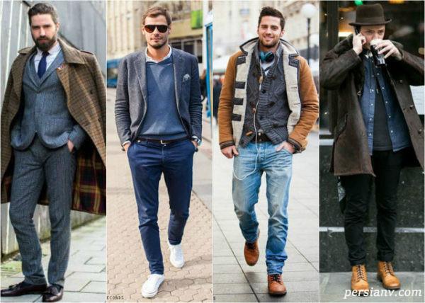 پیشنهاد مردانه پوشان زمستانی