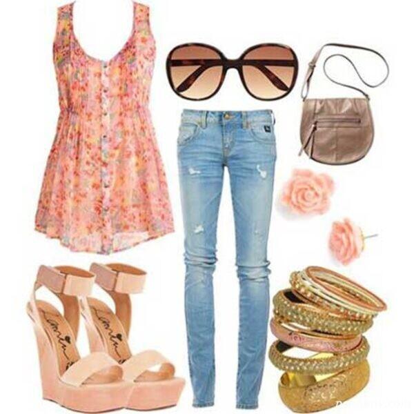 لباس تابستانه