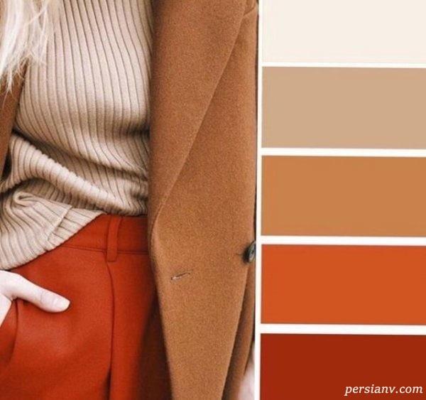 بهترین رنگها برای پاییز و زمستان