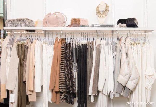 تغییر کمد لباس