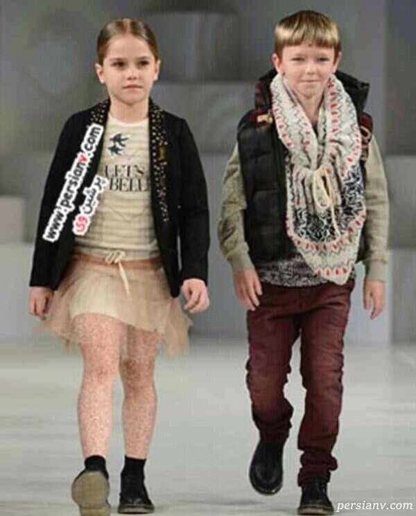 مدل لباس های کودکانه