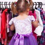 مدل لباس های کودکان بر تن مانکن های کوچک