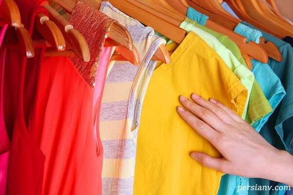 ۱۰ روش پوشیدن رنگ های روشن