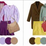 چه رنگ هایی در لباس با هم ست می شوند