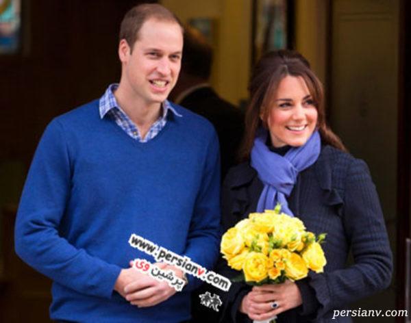 لباس کیت میدلتون عروس ملکه