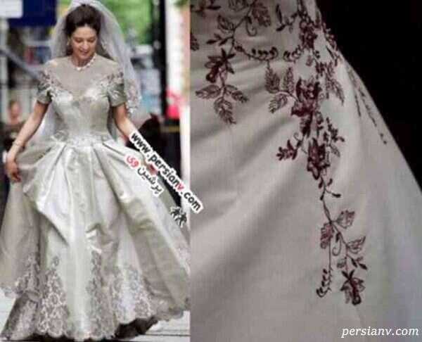 لباس عروس گران قیمت