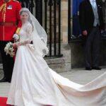 تصاویری از گرانقیمت ترین لباس عروس های دنیا