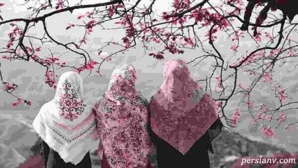 مدل های فوق العاده زیبای روسری های پیرکاردین