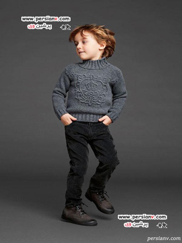 لباس بچه مارک دی اند جی