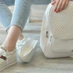 ست های کیف و کفش Gucci برای محصلان +عکس