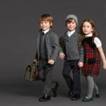مدل لباس های شیک رسمی بچه گانه D&G