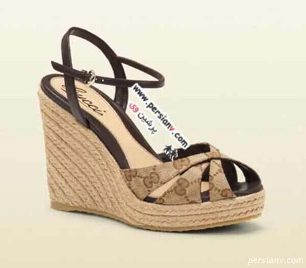 کفش های تابستانی