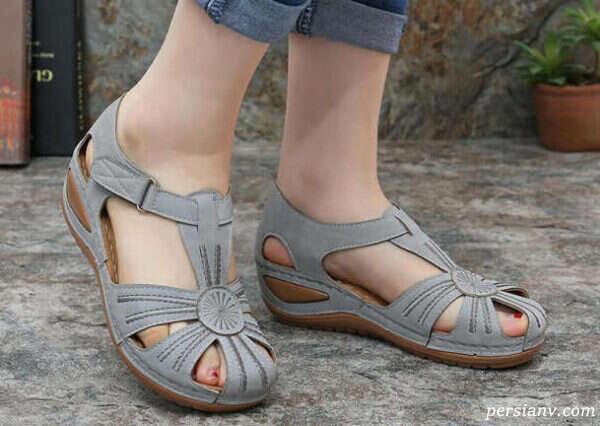 مدل های جدید کفش های تابستانی