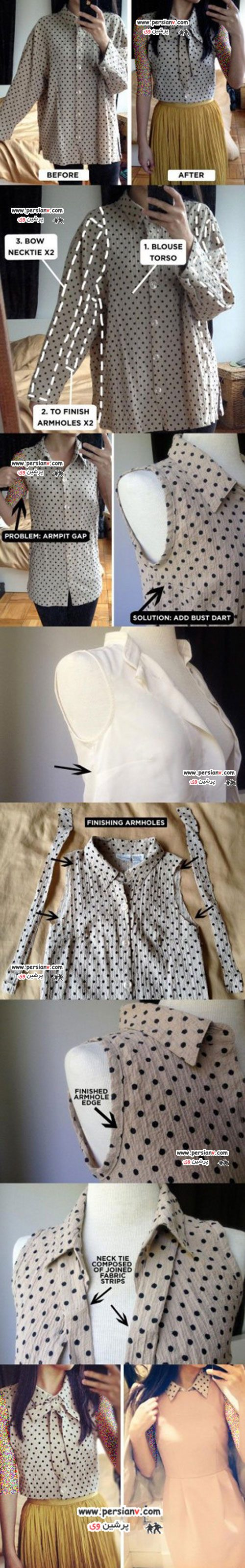 لباس های ساده