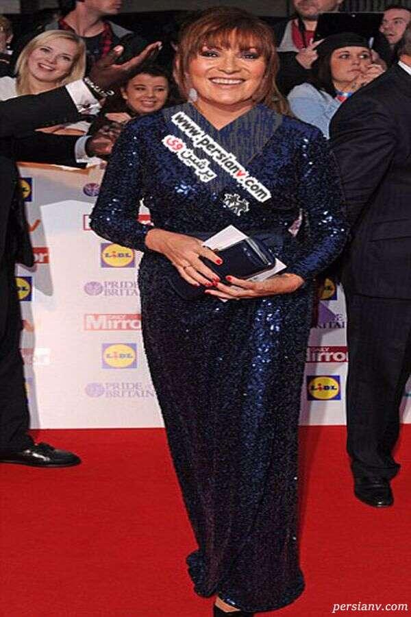 مراسم اهدای جوایز افتخار بریتانیا