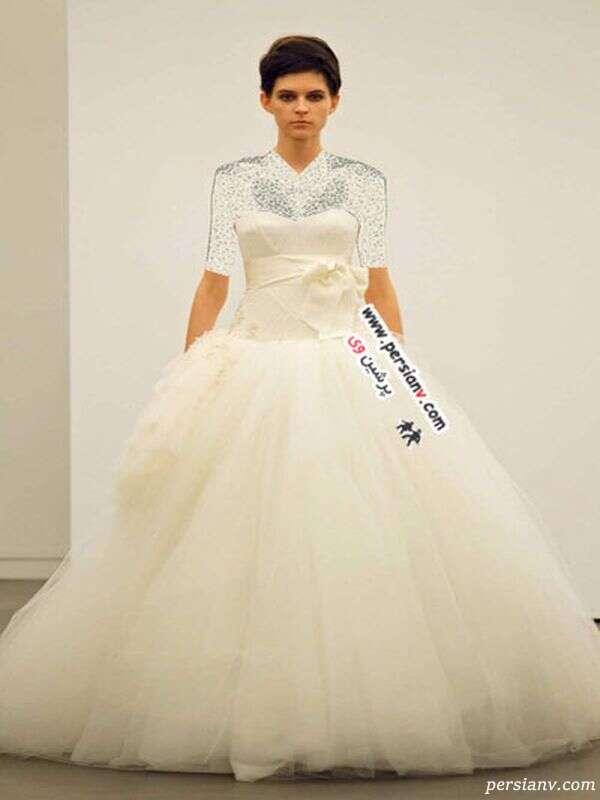 لباس عروس ورا وانگ