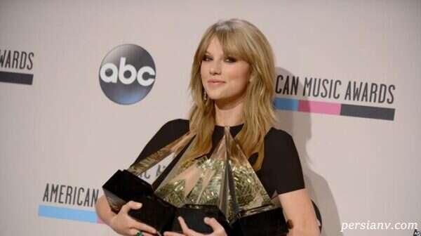 مدل لباس های مهمانان مراسم اهدای جوایز AMA