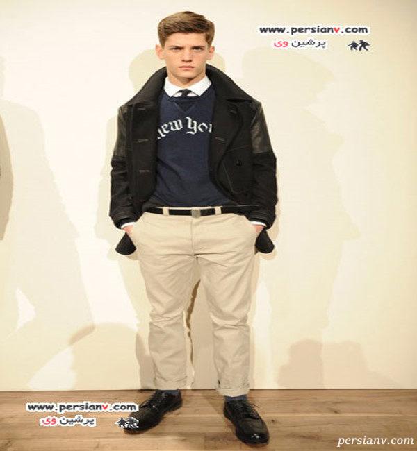 مدل لباس های مردانه زمستانی