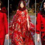 مدل لباس های رنگارنگ مراسم گلدن گلوب