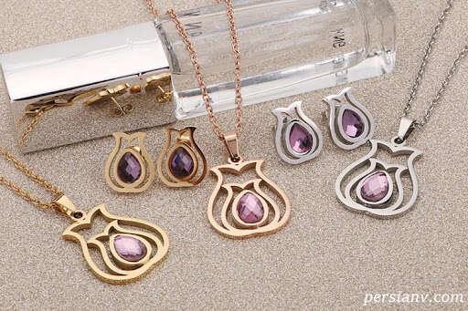 جواهرات دوست داشتنی همه خانم ها!