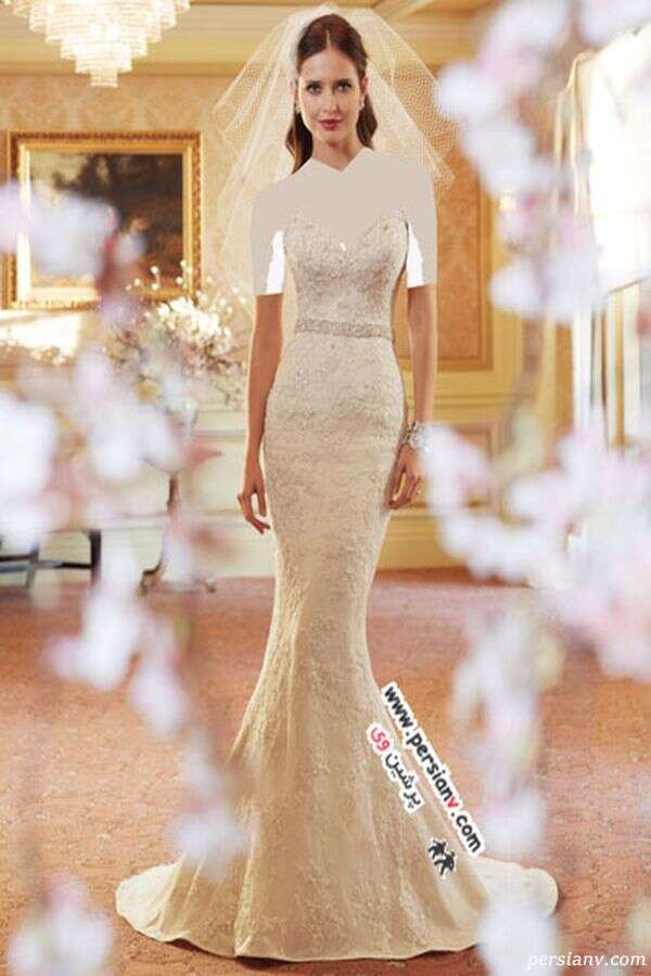 لباس عروس سوفیا تولی