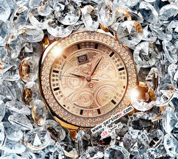 ساعت های صفحه بزرگ