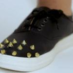 ۱۰ روش جالب برای زیباتر کردن کفش ها